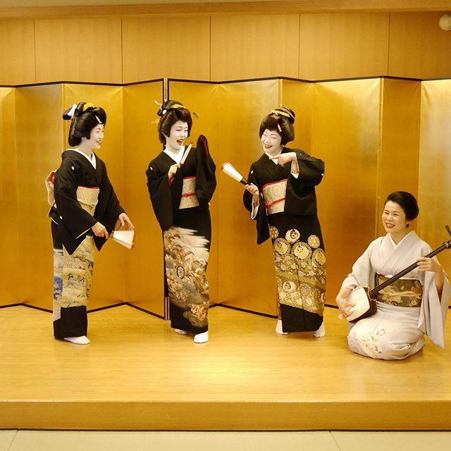 オフショット#geisha #横浜 #横浜芸者