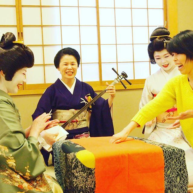 金比羅船船#お座敷遊び #横浜 #横浜観光 #芸者 #geisha #横浜芸者